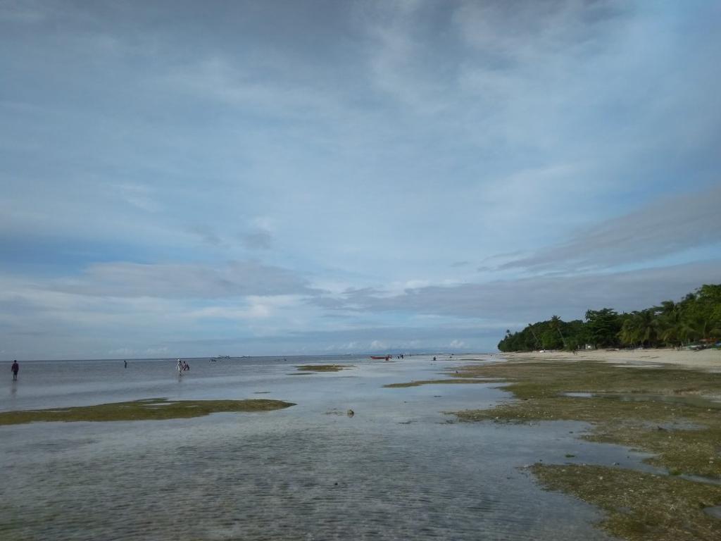 Island hopping from Bohol