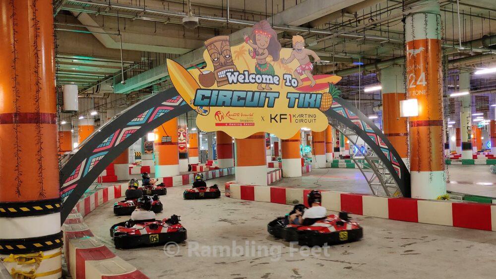 [Closed] RWS Circuit Tiki Review: A Sentosa Go-Kart Track Fastest Lap Guide