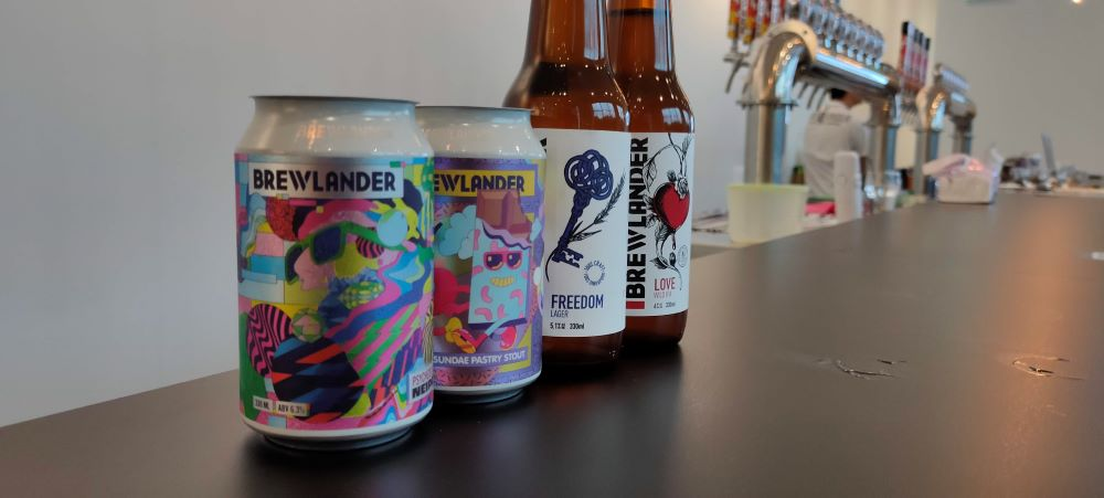 The Brewlander Brewery Tour: Inside a Modern Singapore Craft Beer Icon