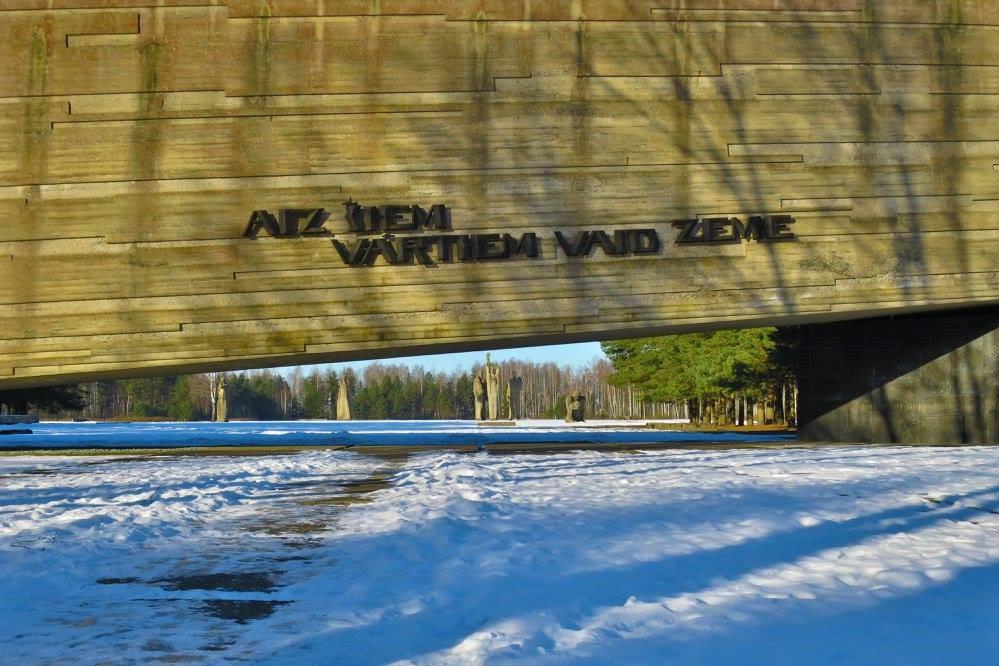 salaspils memorials gateway