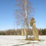 Salaspils Memorials: A Reminder of Nazi Atrocities in Latvia During WW2