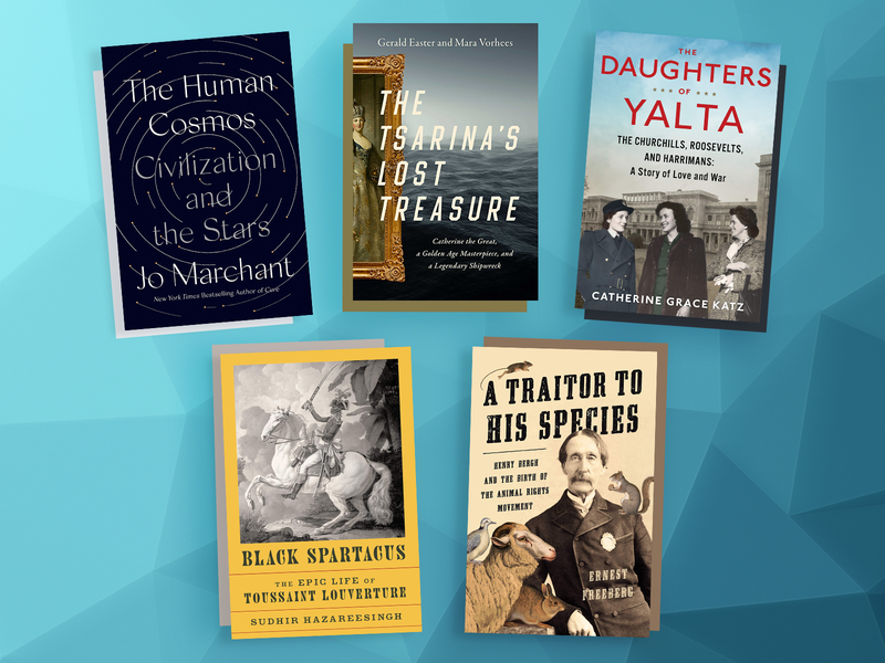 Smithsonian Magazine Books to Read