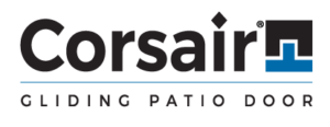 Corsair Door Logo