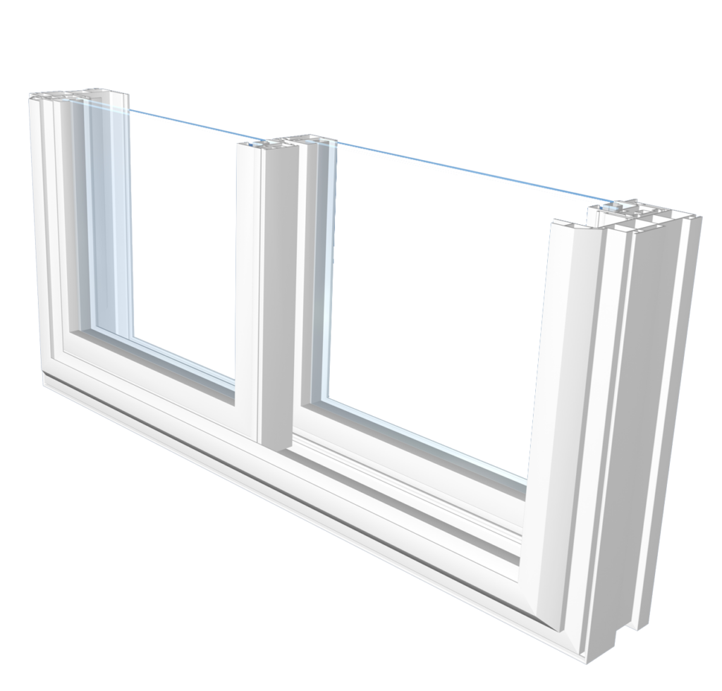 Sliding Door CAD Model