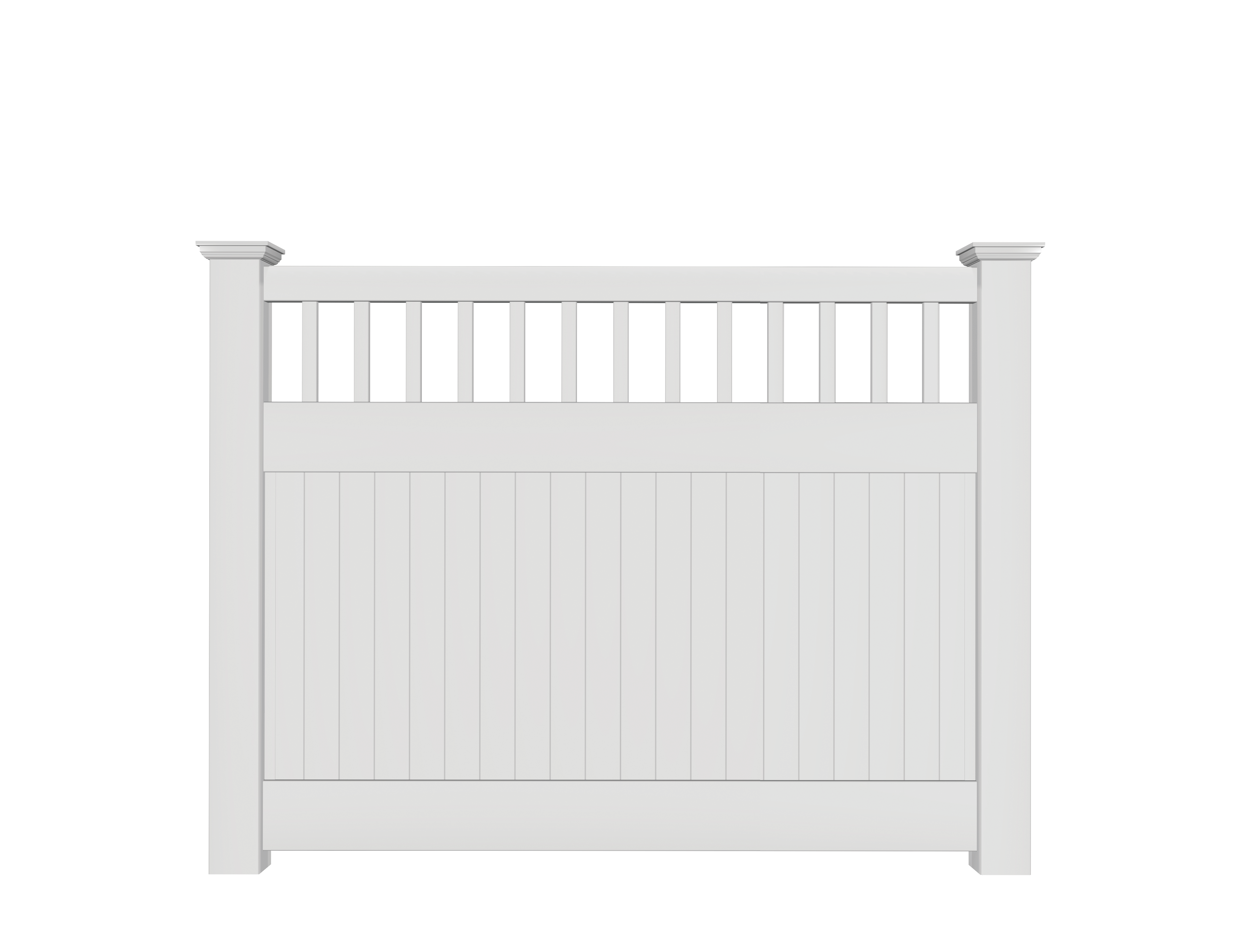 Tahoe IV Privacy Fence