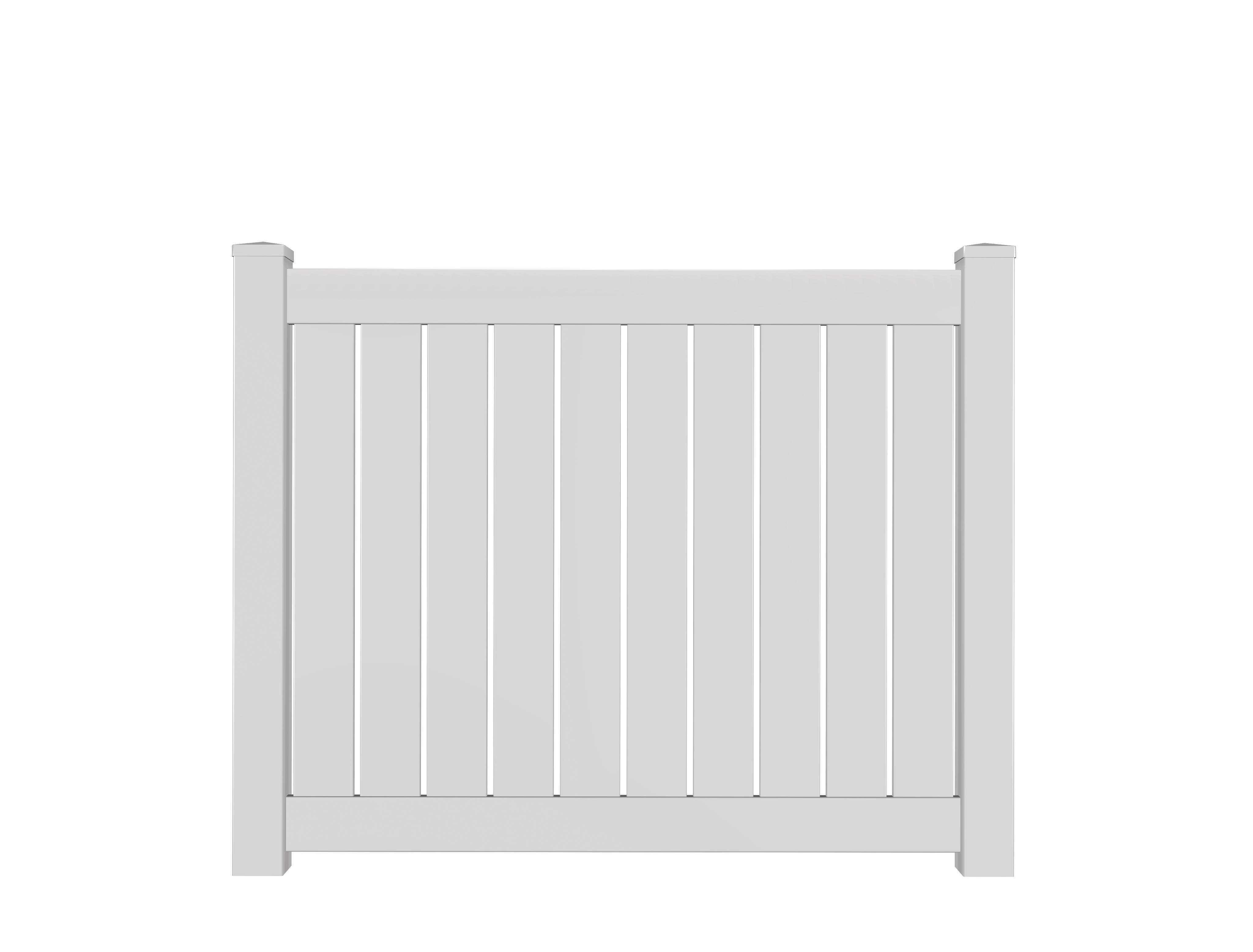 Thoreau Semi Privacy Fence