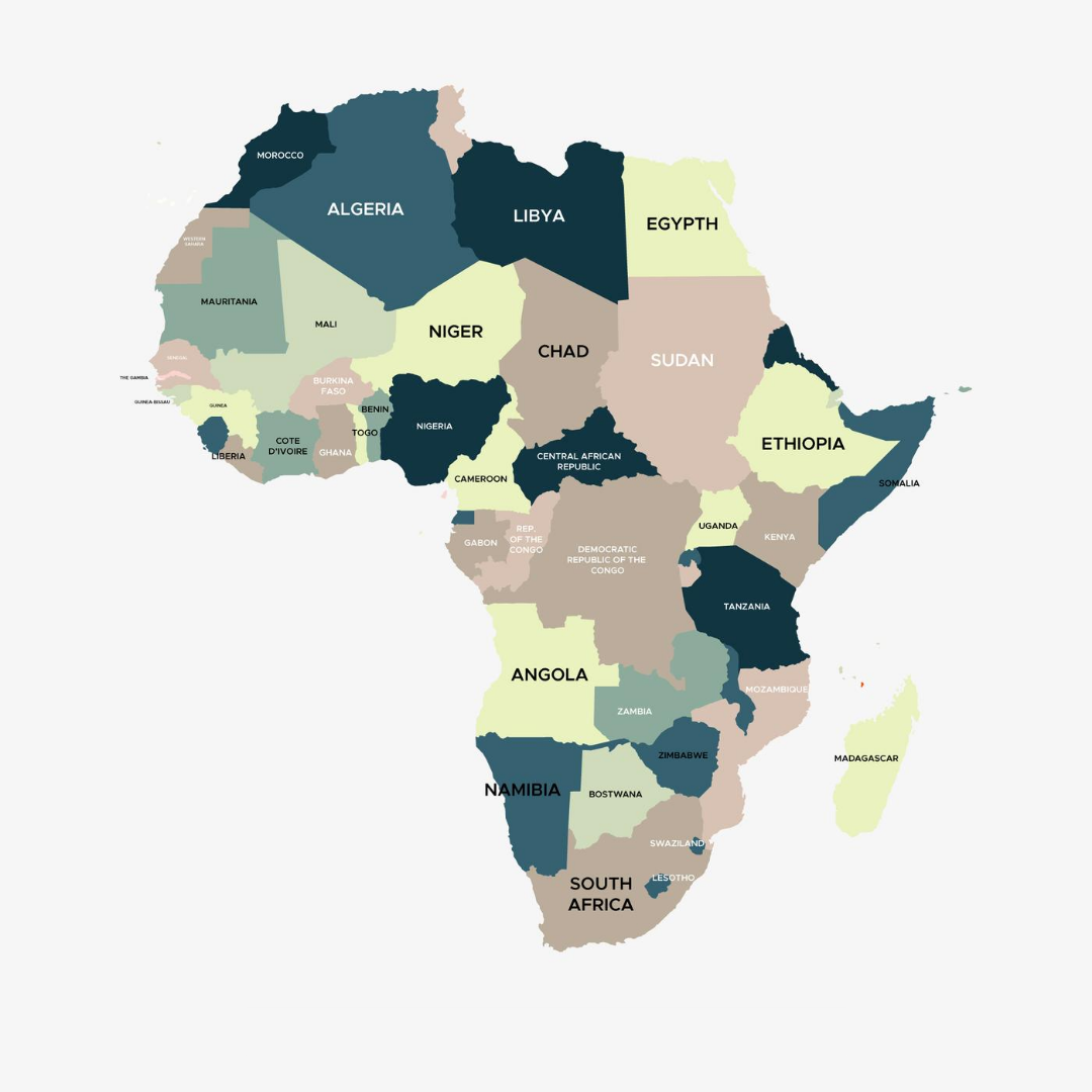 map-of-africa