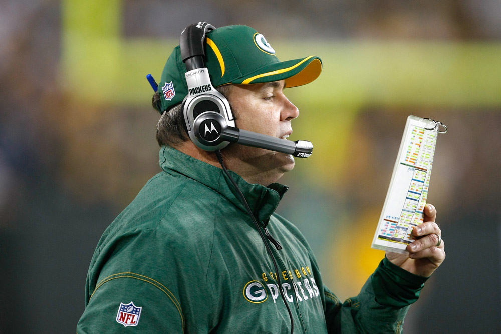Mike McCarthy's Packers offense
