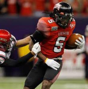 NFL Draft Profile: Louisiana-Layfayette CB Dwight Bentley