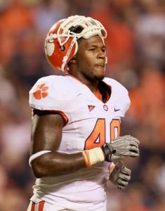 NFL Draft Prospect Profile Andre Branch, DE/OLB Clemson