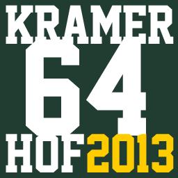 Jerry Kramer Belongs in the Pro Football Hall of Fame