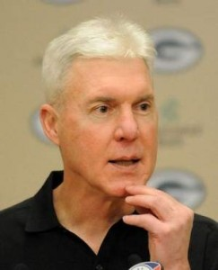 Packers GM Ted Thompson Trade-Up NFL Draft