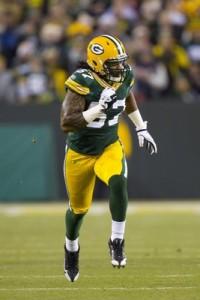 Packers Linebacker Jamari Lattimore