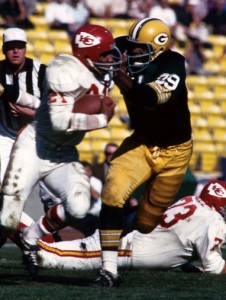 Former Packers LB Dave Robinson
