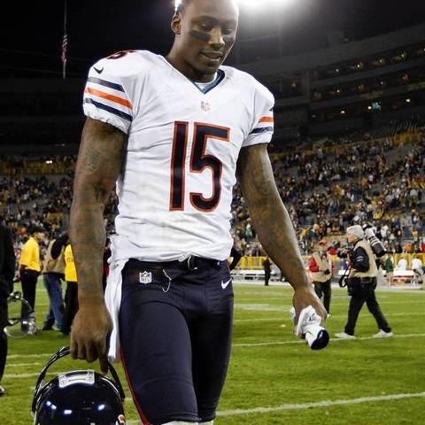 Bears WR Brandon Marshall