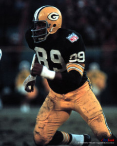 Packers Hall of Fame LB Dave Robinson