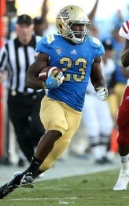 UCLA RB Johnathan Franklin
