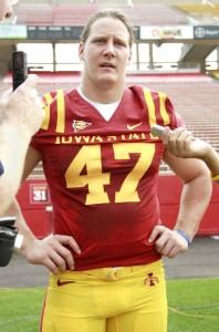 A.J. Klein NFL Draft Profile