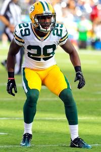 Packers CB Casey Hayward