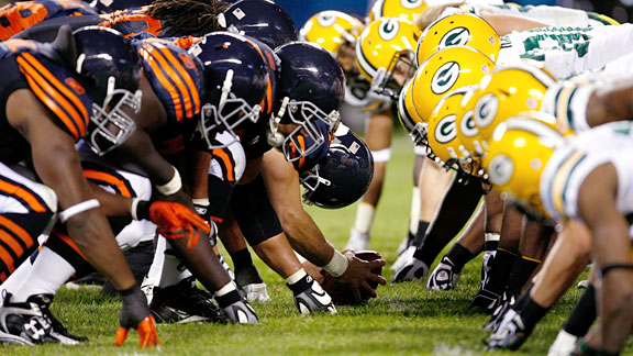 Bears Packers Rivalry