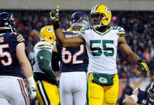 Although not on the radar before the season, outside linebacker Andy Mulumba is playing a key role for a beaten-up Packers defense as the playoffs are set to begin.