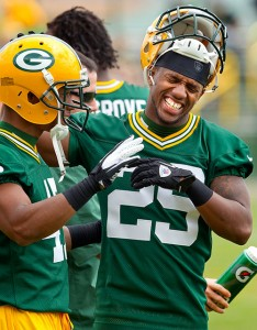 Casey Hayward wasn't the Packers' only missing link in 2013, but he was certainly missed. (AP Photo/Mike Roemer)