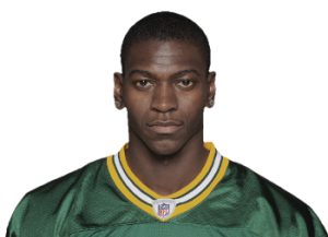 Packers RB James Starks