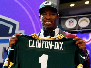 First round selection Ha Ha Clinton-Dix is an excellent rolling safety.
