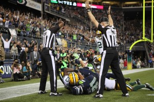 """Even instant replay couldn't overturn  the """"Fail Mary,"""" handing the Packers arguably one of the toughest losses the franchise has ever swallowed."""