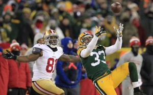 Micah Hyde nearly ended the 49ers' season last year on this play.