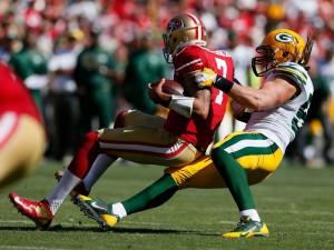 Will Clay Matthews be leading an improved pass rush in 2014? I overwhelmingly think yes.