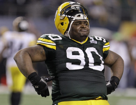 NFL, Green Bay Packers, BJ Raji,