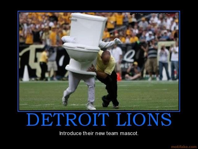 Detroilet Lions