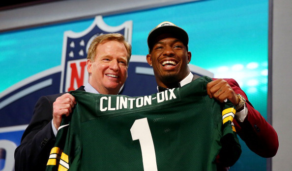 Packers draft pick Ha Ha Clinton Dix named to ALL-Rookie Team
