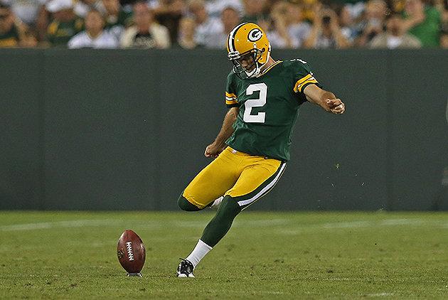 Green Bay Packers Mason Crosby - Special Teams