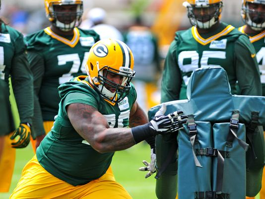 Green Bay Packers defensive line