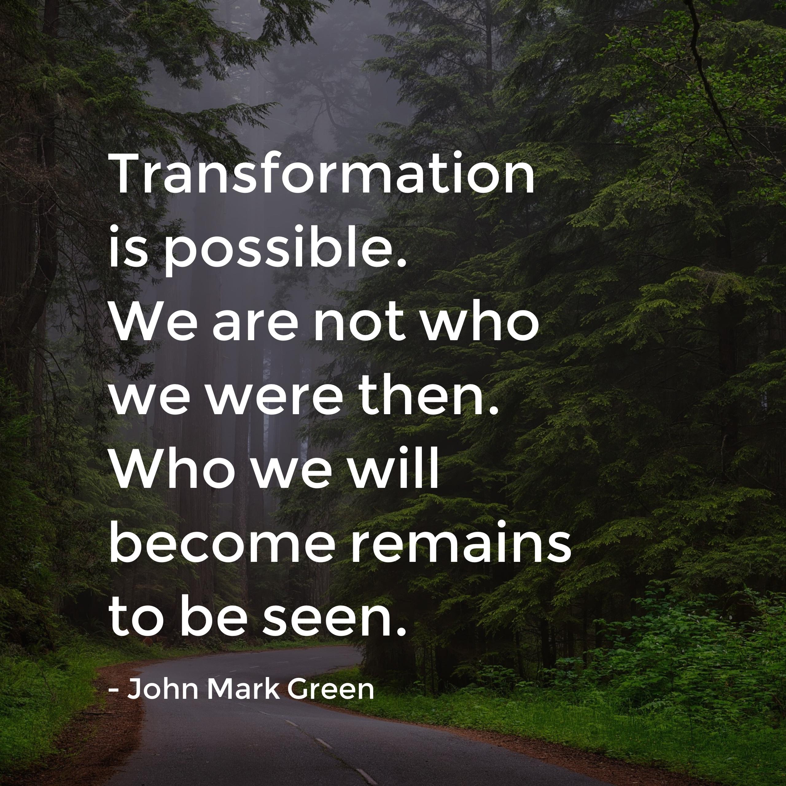 John Mark Green