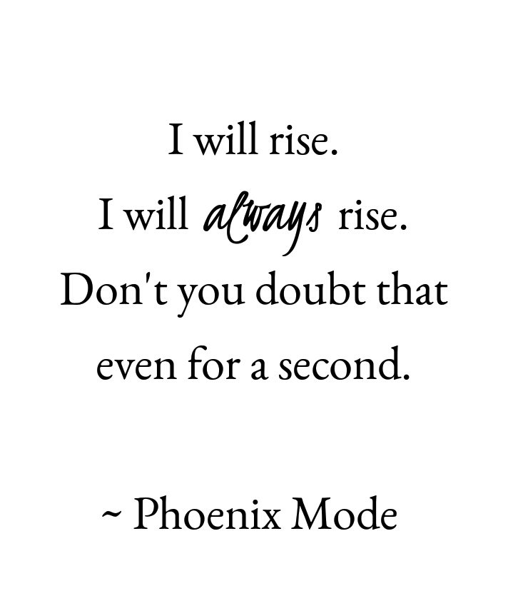 15 Empowering and Inspiring Quotes  |  Phoenix Mode