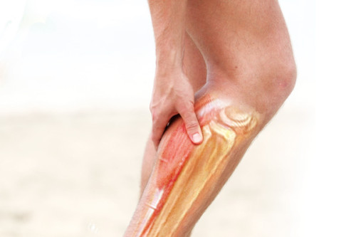 how to get rid leg cramps