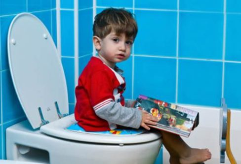 constipation in toddlers