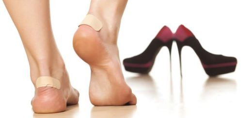 get rid of blisters on feet