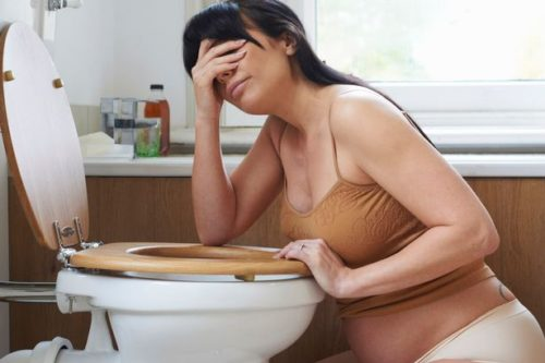 morning sickness pictures