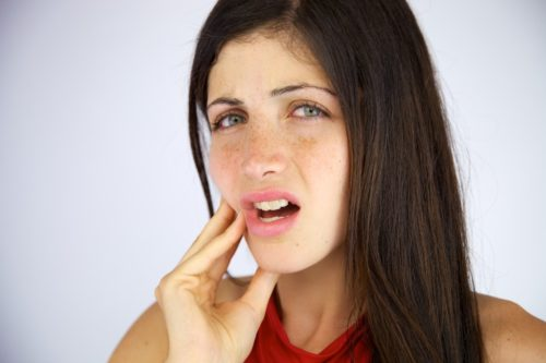 get rid of sensitive teeth
