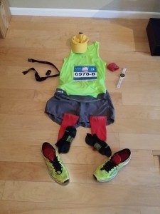 Cap City race day outfit!  -- Achieving Millennial