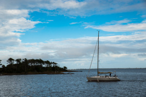 boat on manteo -- achieving millennial