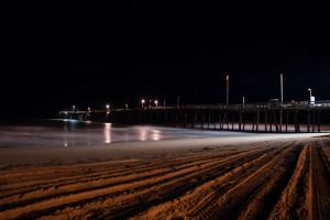 night pier -- achieving millennial