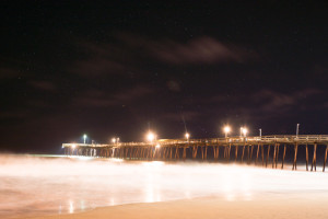 outer banks pier night sky -- achieving millennial