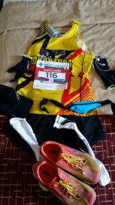 2016 glass city marathon outfit -- achieving millennial