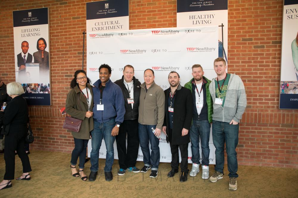 tedx new albany contentvia crew -- achieving millennial