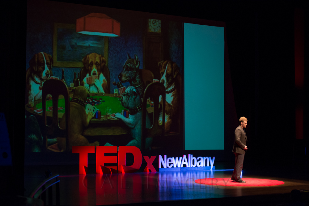 danny barren tedx new albany -- achieving millennial